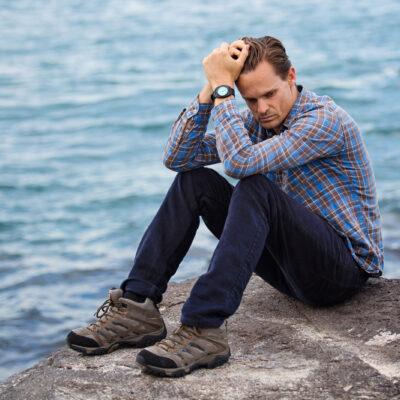 Afslanken en stress