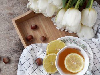 gember citroen thee
